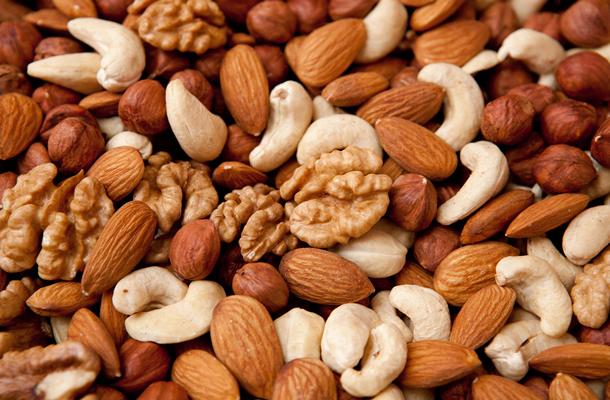 Fresh Nuts