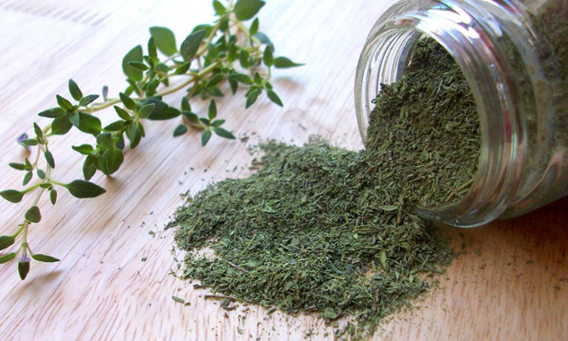 Thyme And Fenugreek