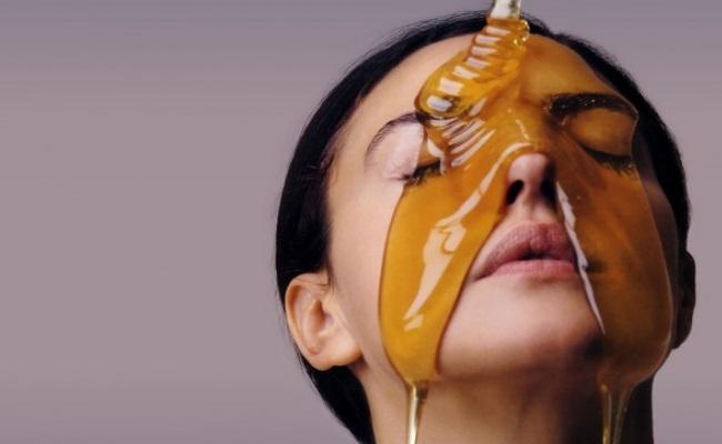 Organic Honey Mask