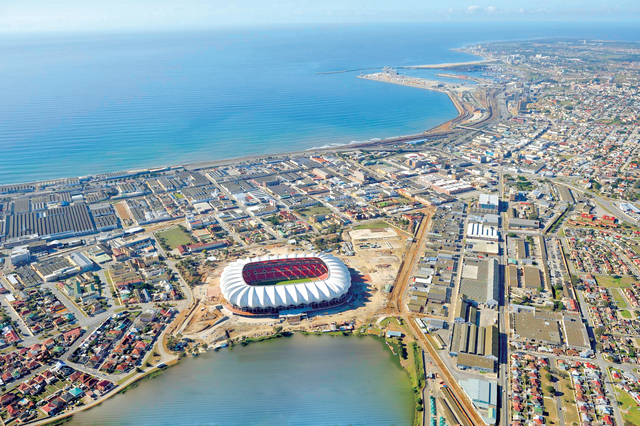 Nelson Mandela Bay South Africa