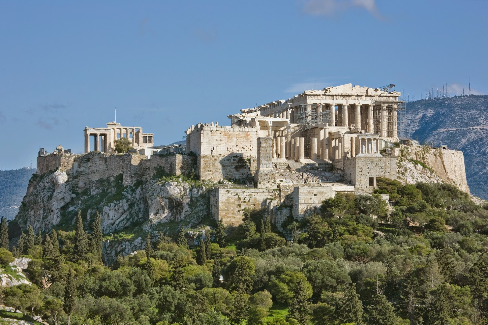 Unlocking Mysteries of the Parthenon