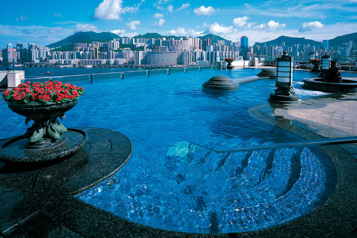Harbour Plaza Hotel - Hong Kong, China