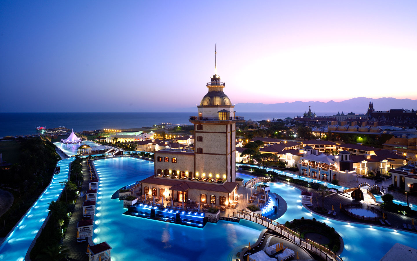 Mardan Palace - Antalya, Turkey