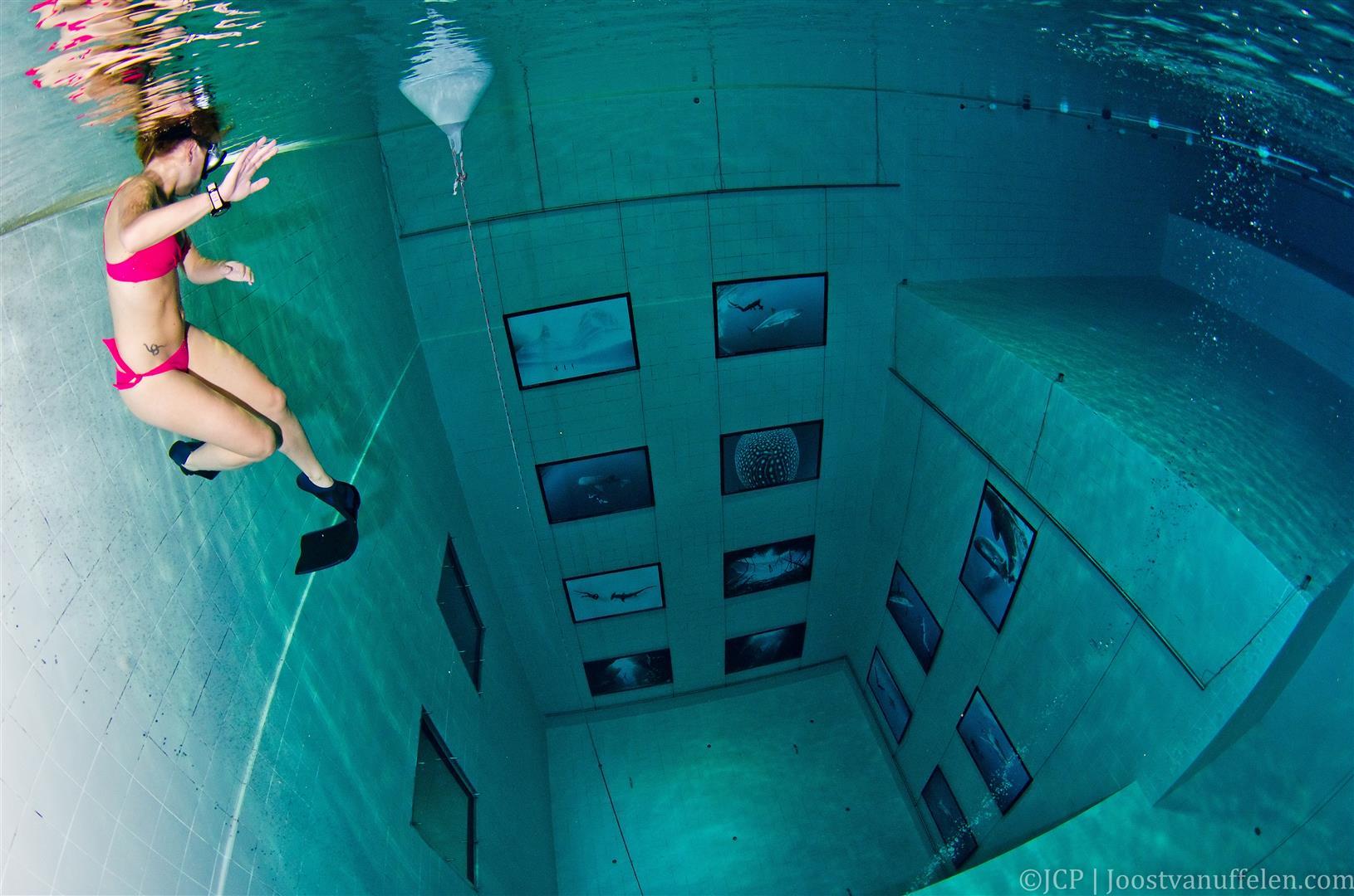 Nemo 33 - Brussels, Belgium