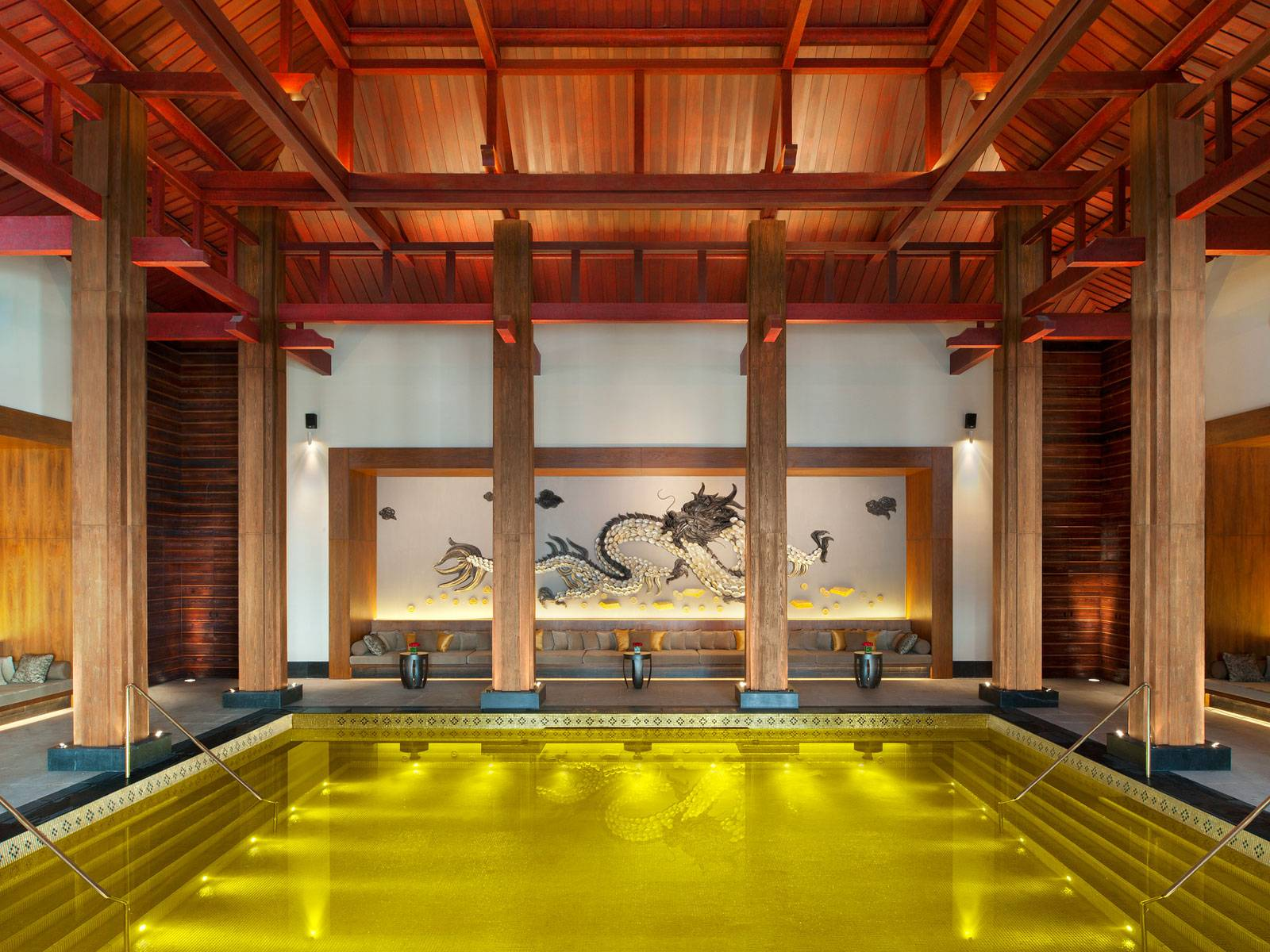 The Gold Energy Pool