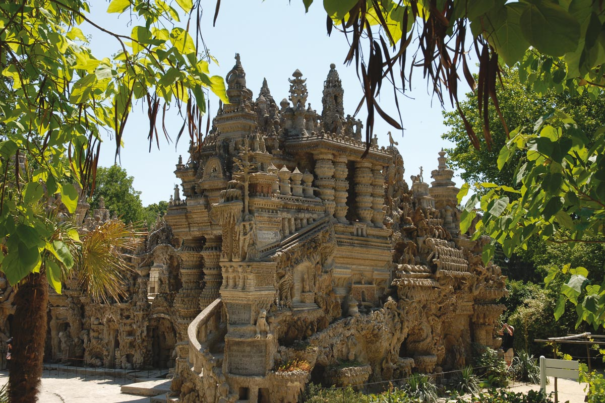 Ferdinand Cheval Palace of France