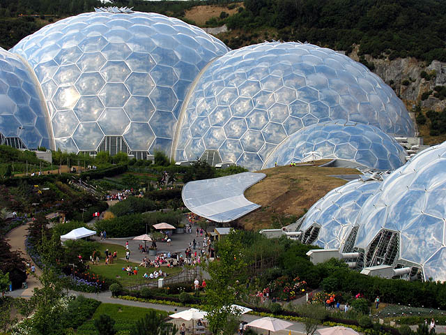 The Eden Project of England