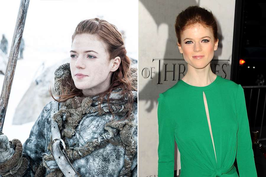 What The Game Of Thrones Cast Looks Like In Real Life Page 13 Of