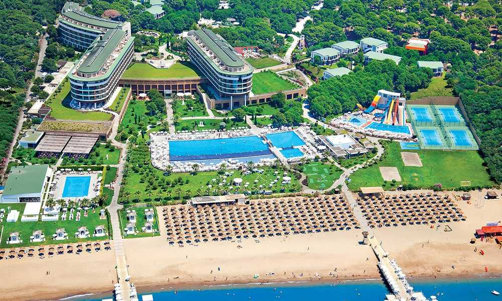 Voyage Belek Golf Spa Belek Turkey