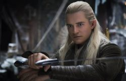 Lord Of The Rings'The Hobbit Legolas' Eyes