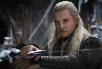 Lord Of The Rings'The Hobbit Legolas' Eyes