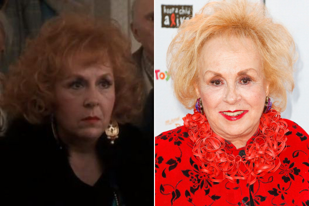 Doris Roberts As Francis Smith