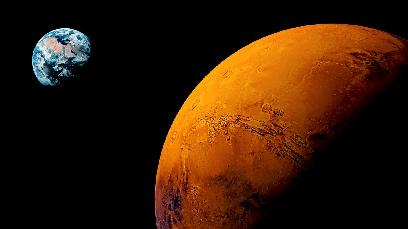 Mars Is Also Known As The Red Planet. Which Element Helped Give Mars This Nickname