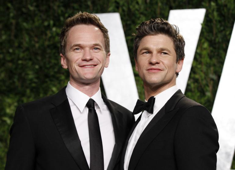 Meet the Partners of These Famous LGBT Entertainers | Page ...