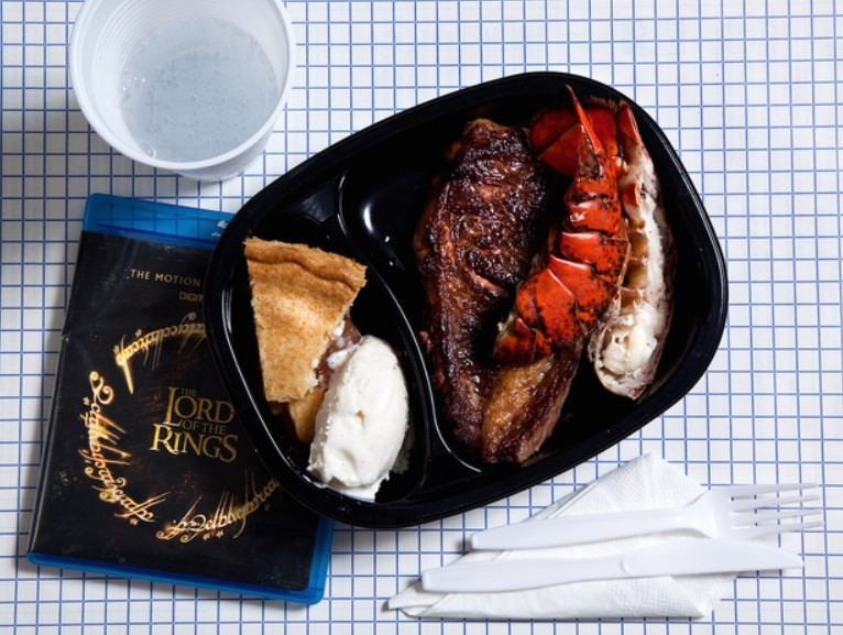 Lobster Steak Ice Cream Pie And The Lord Of The Rings Movie1