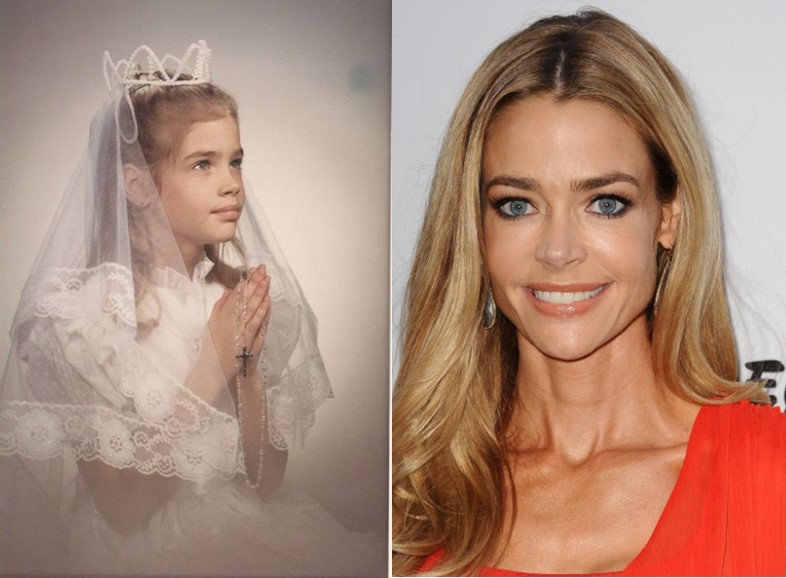 Boys denise richards young halloween pictures