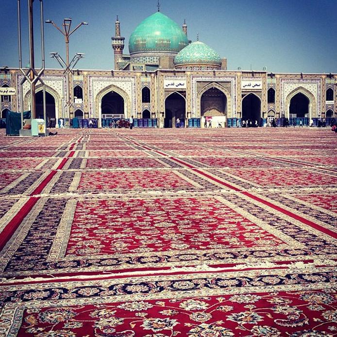 Mosque Mat
