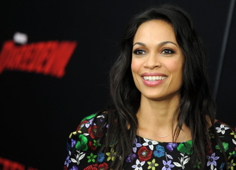 Rosario Dawson Moves Beyond Rent