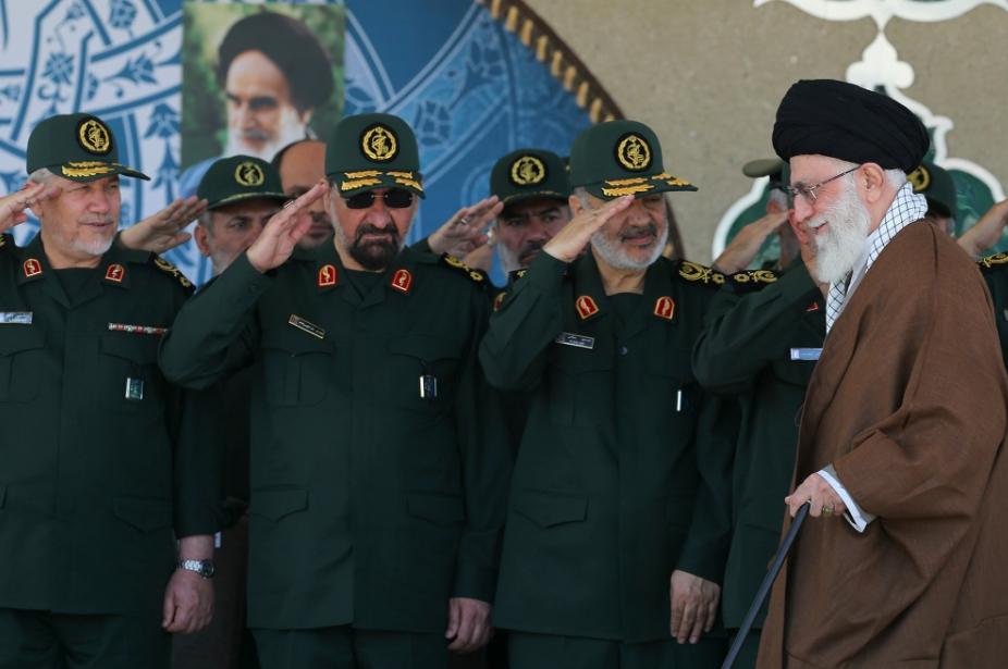 Irans Army
