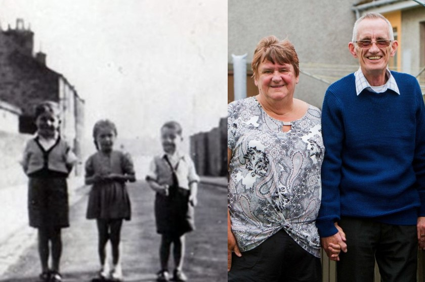 Reunited With Family After 60 Years Thanks To Social Media