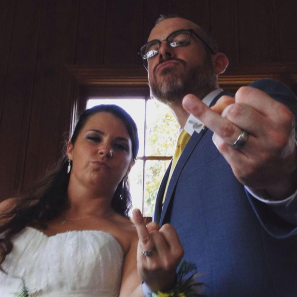 Couple Marries After Meeting On Social Media Because Of Facebook Glitch