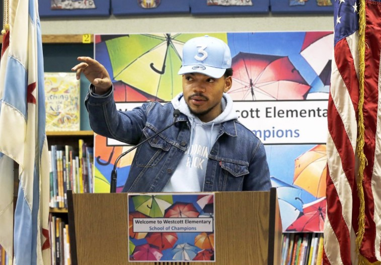 Chance The Rappers Heart Of Gold