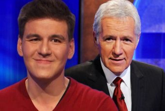 Jeopardy James And Alex Trebek