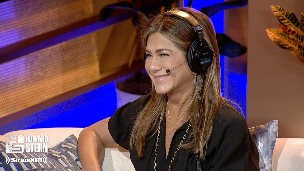Jennifer Aniston On Howard Stern