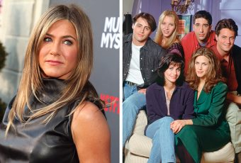 Aniston Turned Down SNL To Be On 'Friends'