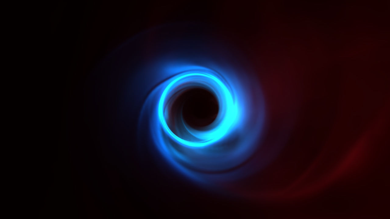 Simulation Of Black Hole Shadow