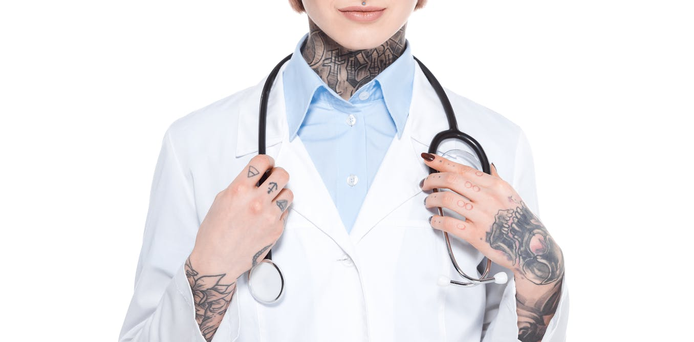 Tattoos Can Be Used For Medical Diagnoses