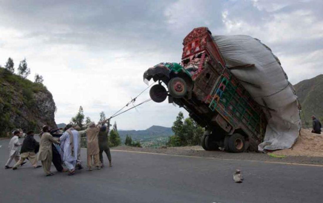 Domando A Un Camión