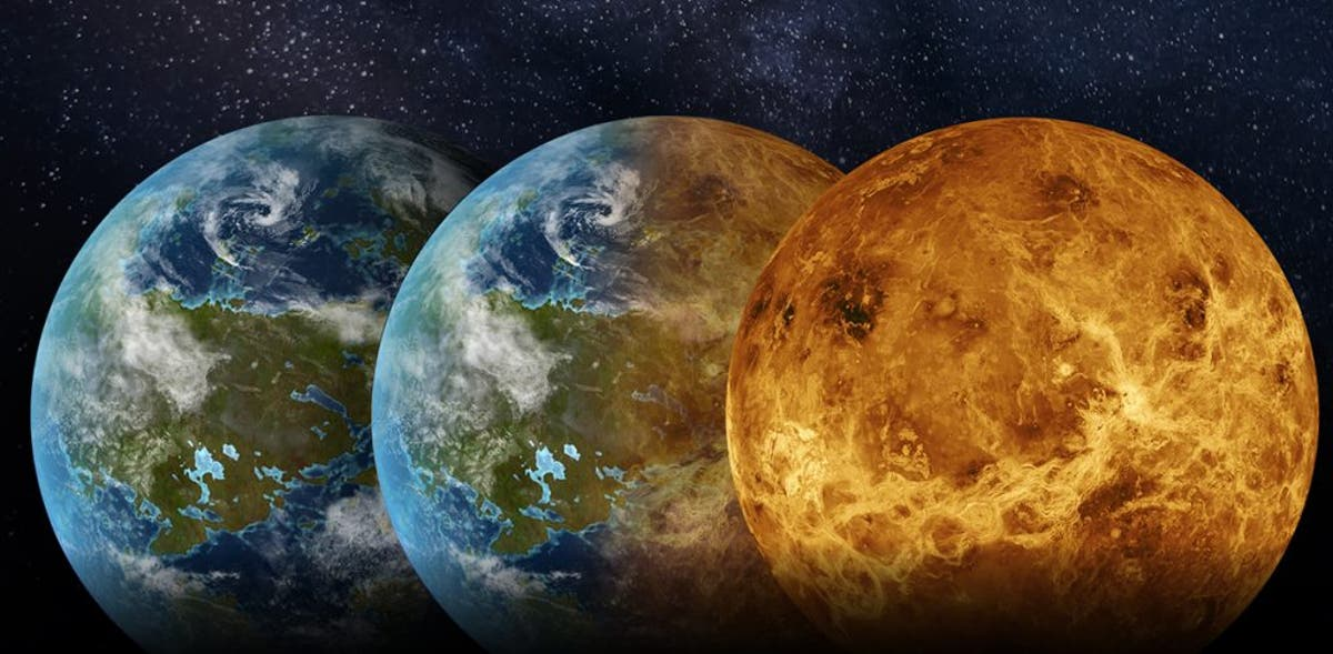 Was Venus Once Habitable?