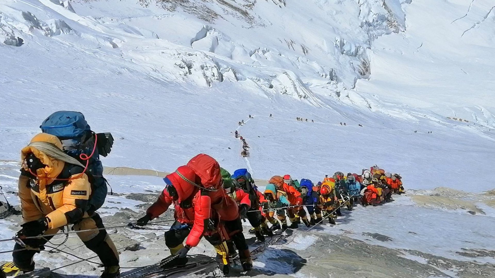 Climbing Everest Is No Easy Feat