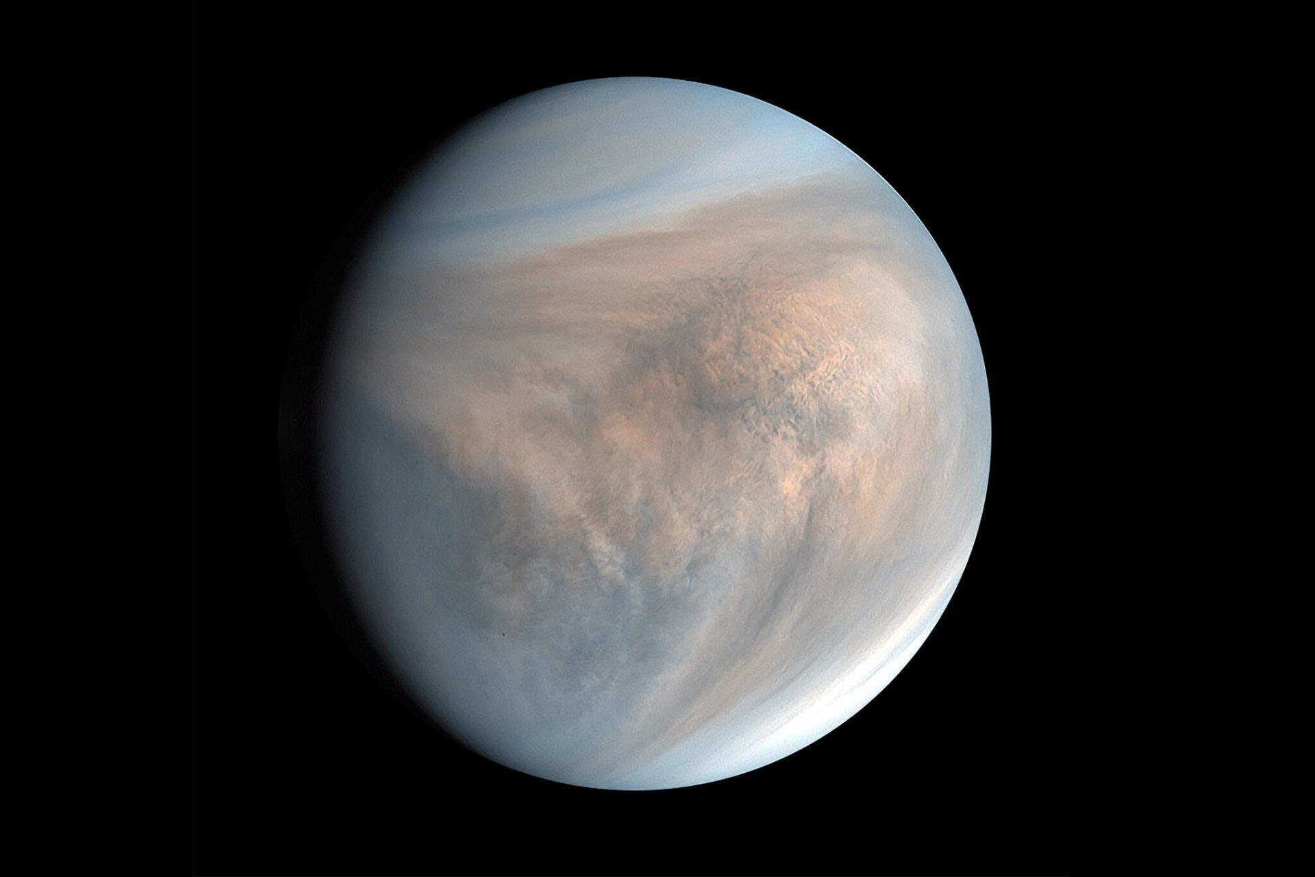 Each Day On Venus Lasts 243 Earth Days