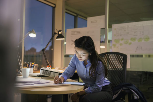 Working Long Hours Negatively Impacts Health