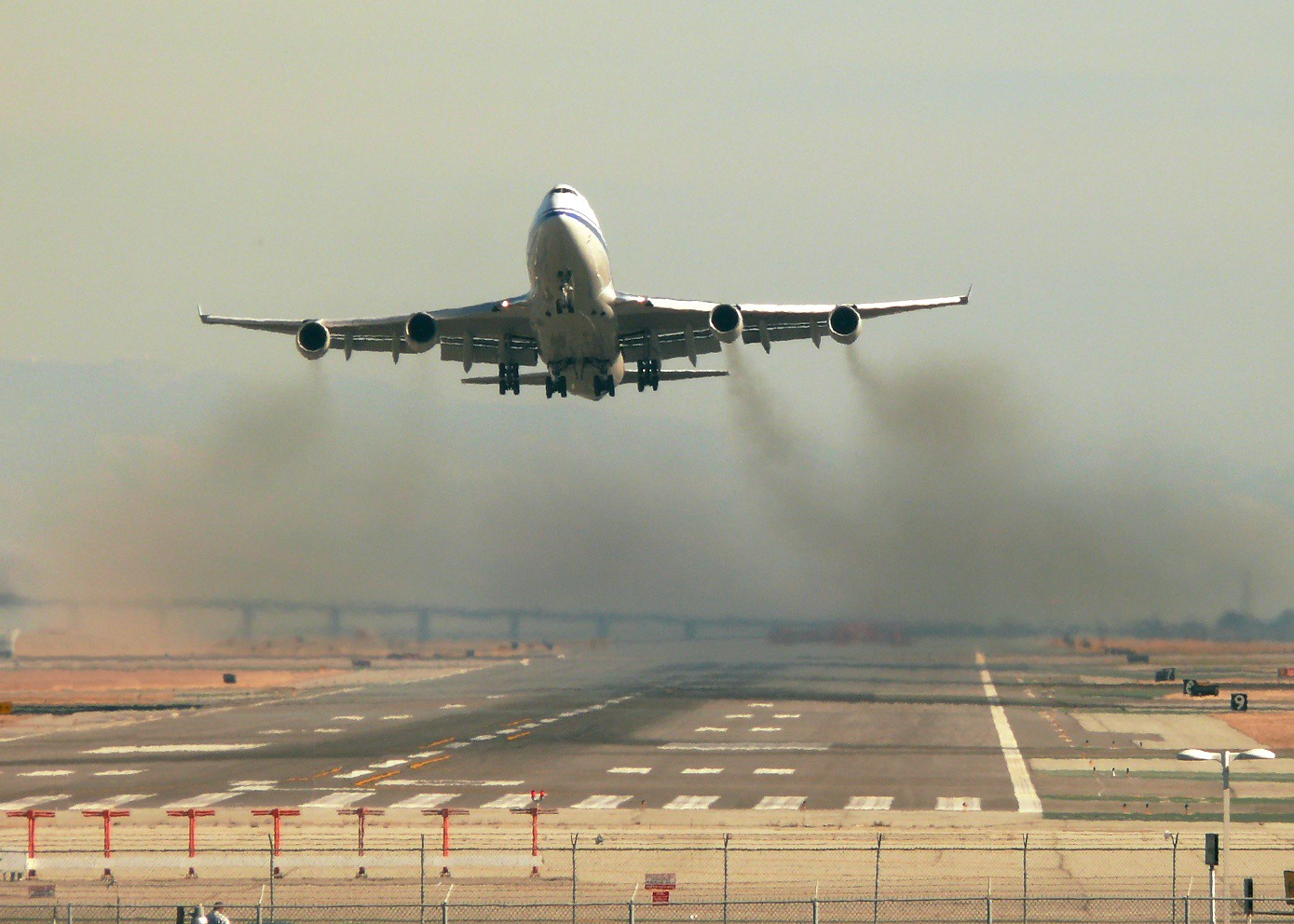 The Material Will Significantly Reduce Noise Created By Aircrafts