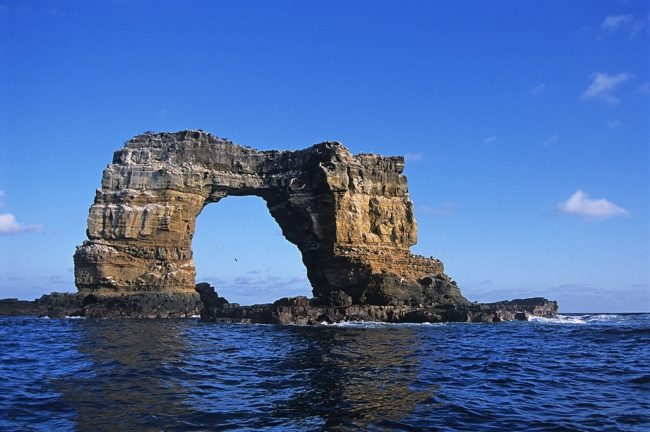 Darwin's Arch Before The Collapse