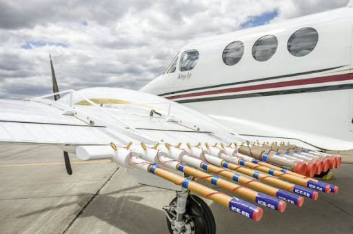 The UAE Launched 219 Cloud Seeding Operations
