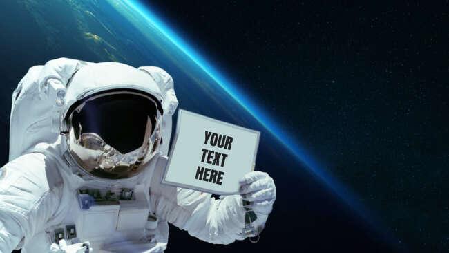 Space Advertising
