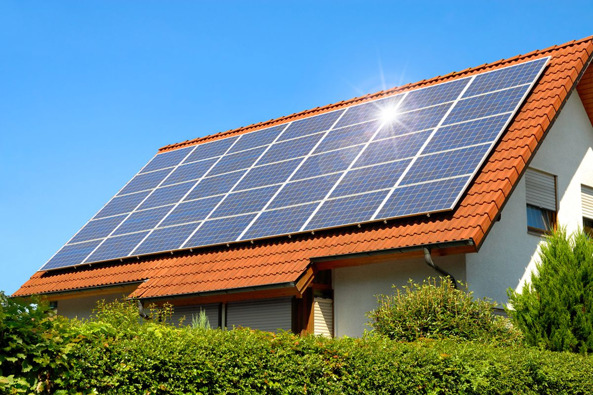 Solar Power Could Help Decrease Energy Use By A Signigicant Amount