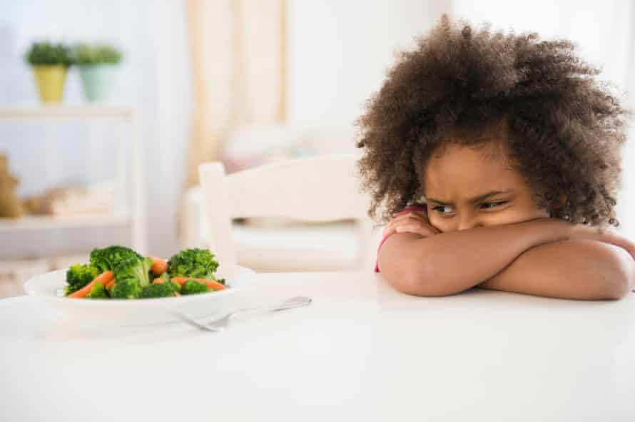 Researchers Found That The Microbiome Influences These Preferences In Kids