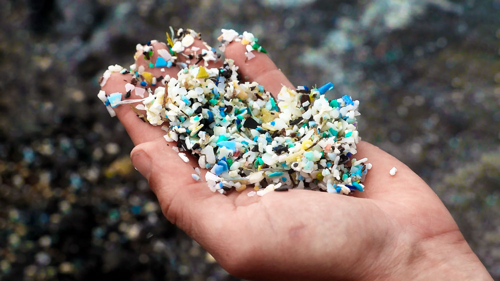 Microplastic Is The Invisible Enemy